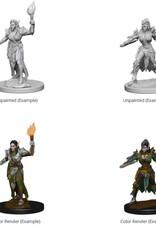WizKids Deep Cuts Elf Fighter Female (W6)