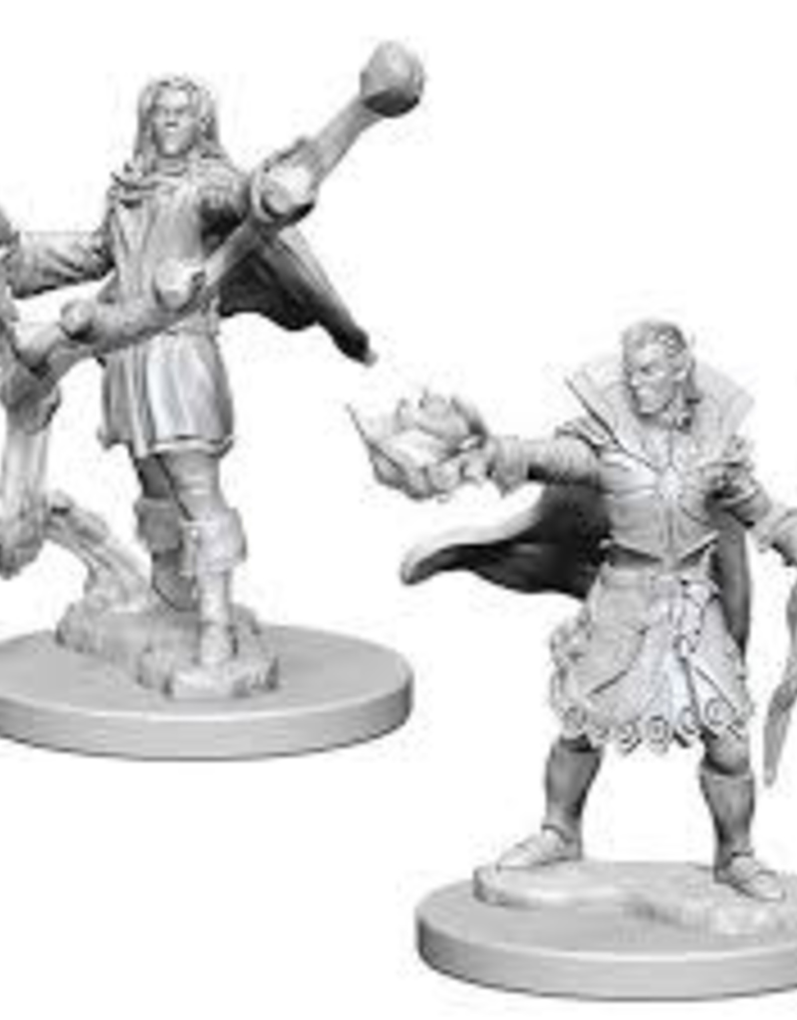 WizKids Deep Cuts Elf Sorcerer Male