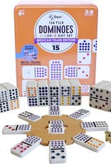 Regal Games Mexican Train Dominoes