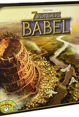 Repos Production 7 Wonders: Babel Expansion