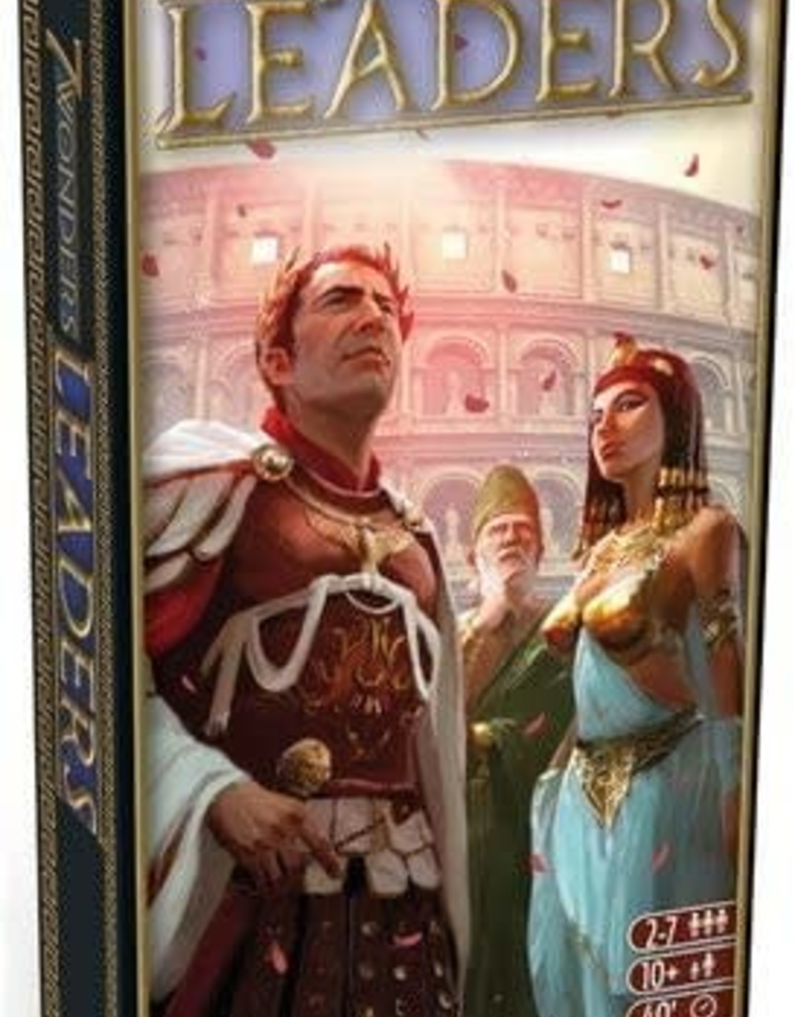 Repos Production 7 Wonders: Leaders Expansion