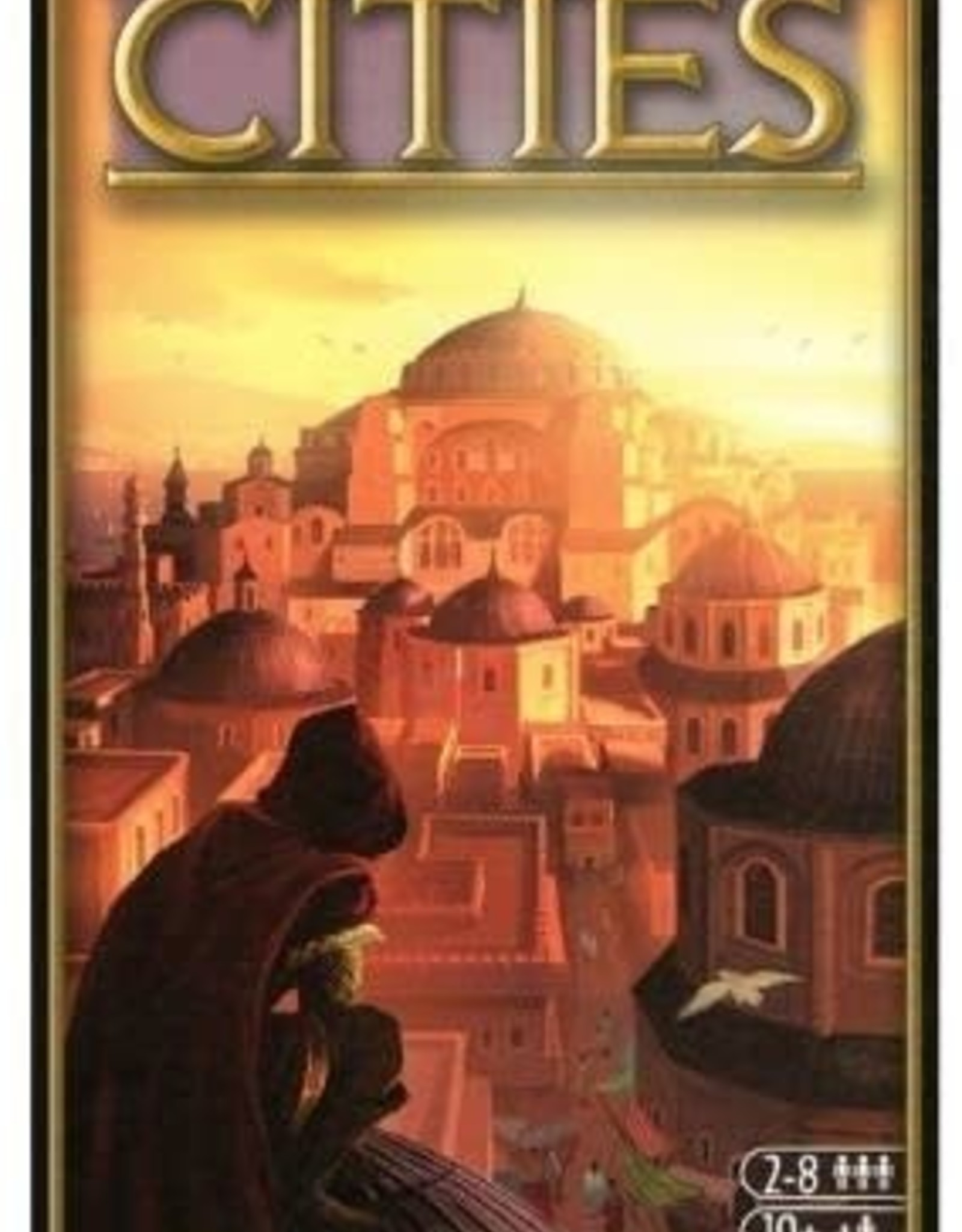 Repos Production 7 Wonders: Cities Expansion