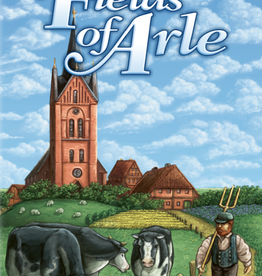 Z-Man Games Fields of Arle