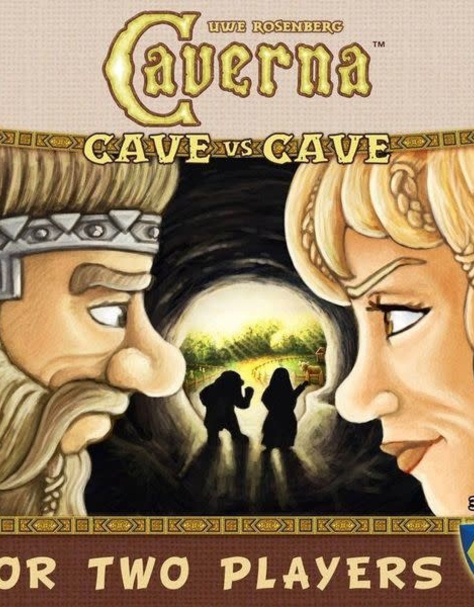 Lookout Games Cave Vs Cave