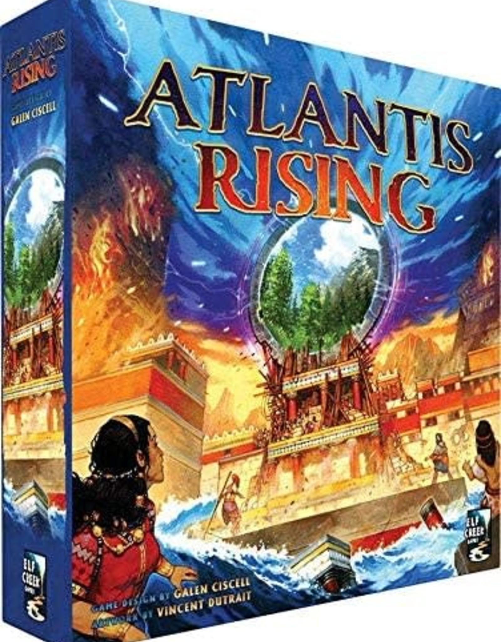Elf Creek Games Atlantis Rising 2nd edition