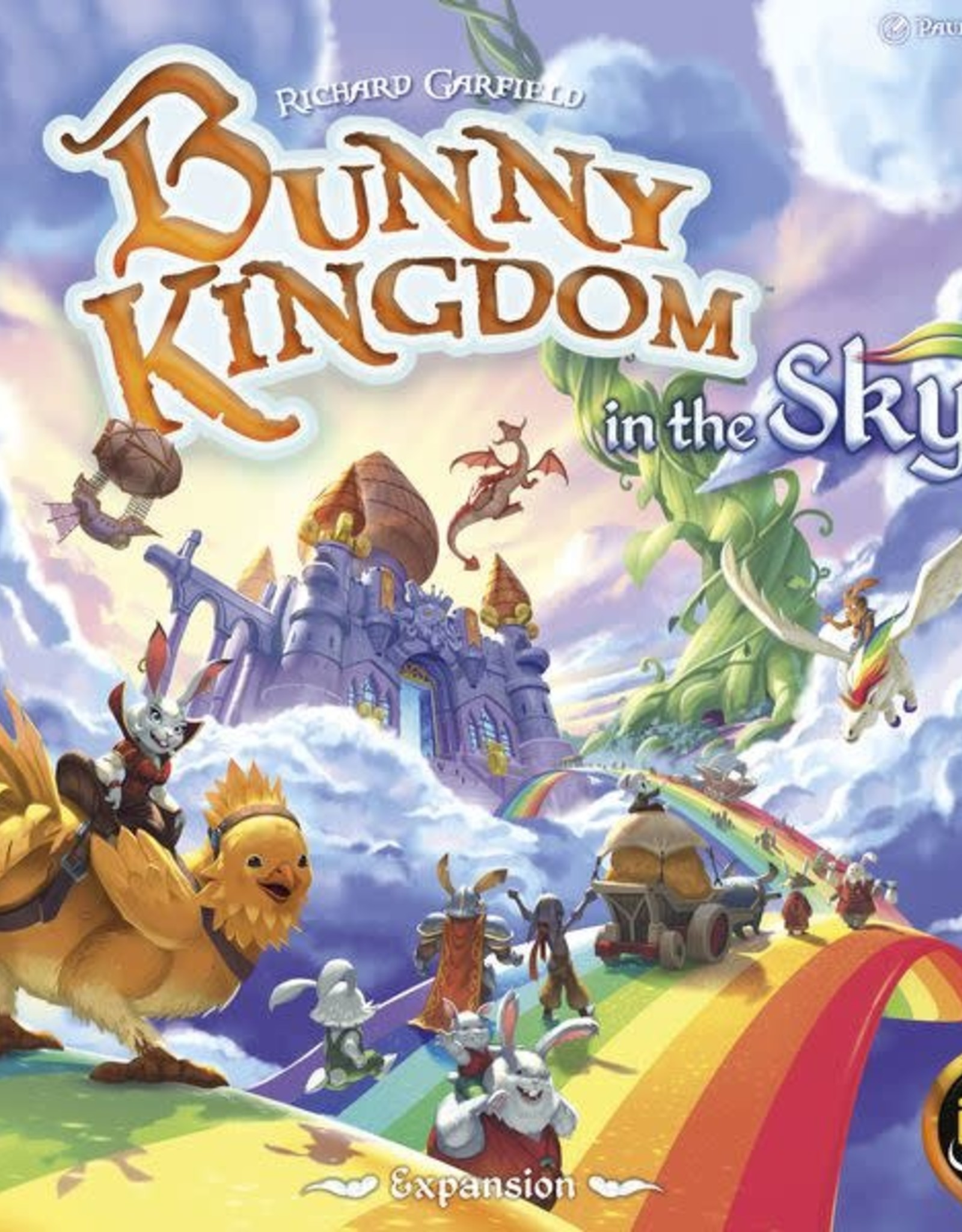 Iello Bunny Kingdom in the Sky