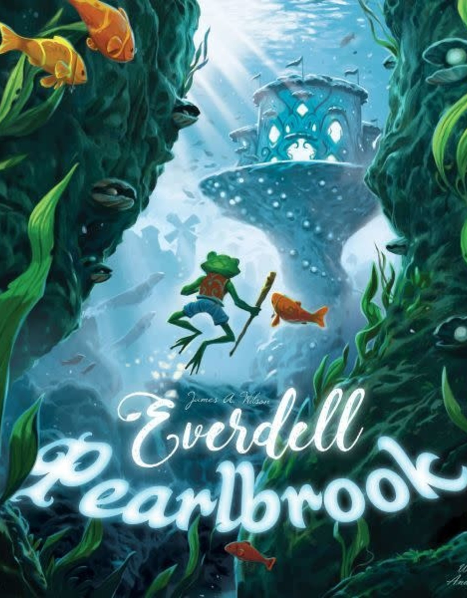 Starling Games Everdell: Pearlbook