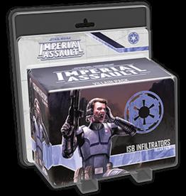 Fantasy Flight Games Star Wars ISB Infiltrators Villain