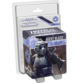 Fantasy Flight Games Star Wars Agent Blaise Villan