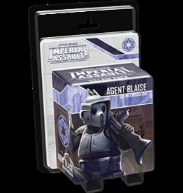 Fantasy Flight Games Star Wars Imperial Assault Agent Blaise Villain Pack
