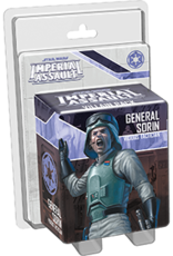 Fantasy Flight Games Star Wars General Sorin Villain Pack