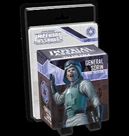 Fantasy Flight Games Star Wars Imperial Assault General Sorin Villain Pack