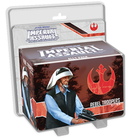 Fantasy Flight Games Star Wars Rebel Troopers Ally Pack