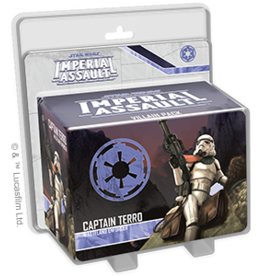 Fantasy Flight Games Star Wars: Captain Terro