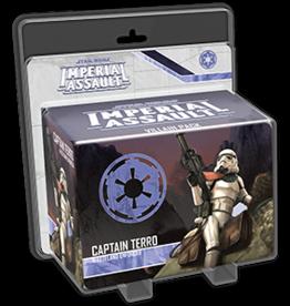 Fantasy Flight Games Star Wars Imperial Assault Captain Terro Villain Pack