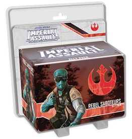 Fantasy Flight Games Star Wars Rebel Saboteurs Ally Pack