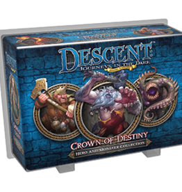 Fantasy Flight Games Descent 2nd Ed: Crown of Destiny