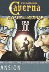 Lookout Games Caverna: Cave vs Cave 2nd Era Expansion