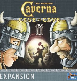 Lookout Games Cave vs Cave Era II