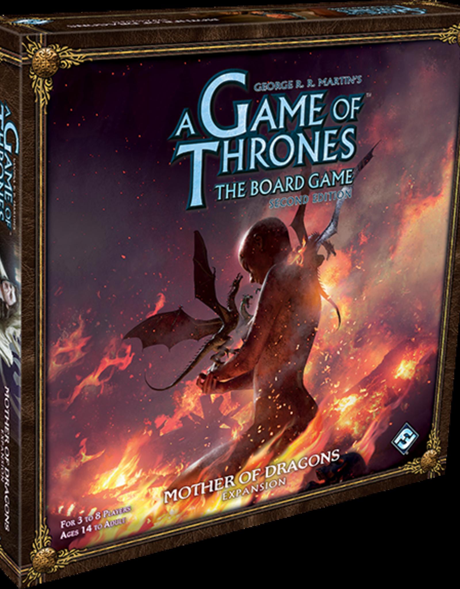 Fantasy Flight Games AGOT Board Game: Mother of Dragons