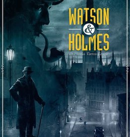 Space Cowboys Watson & Holmes