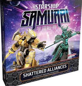Plaid Hat Games Starship Samurai Schattered Alliances