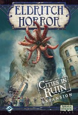 Fantasy Flight Games Eldritch Horror: Cities in Ruin