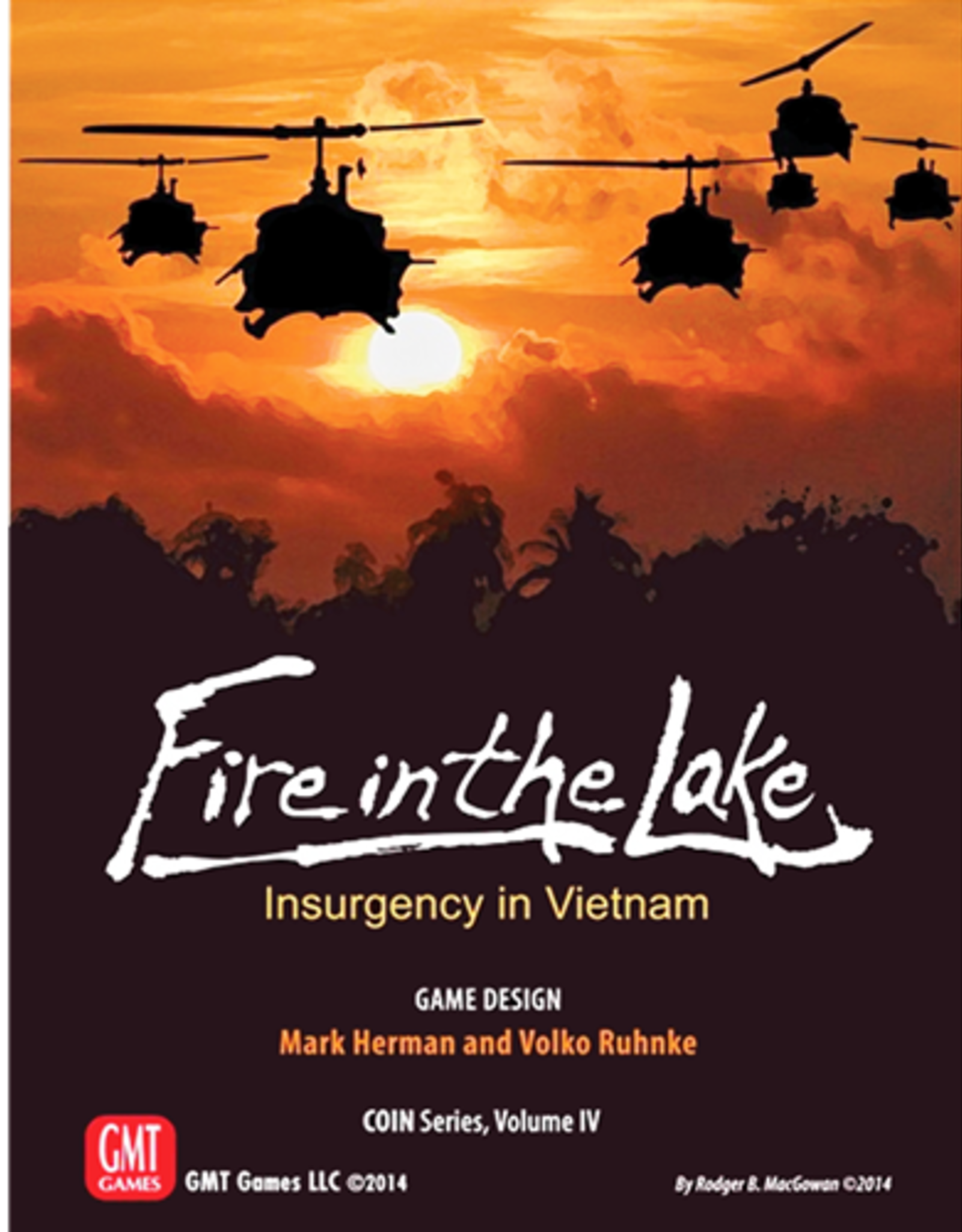 GMT Fire in the Lake 2E