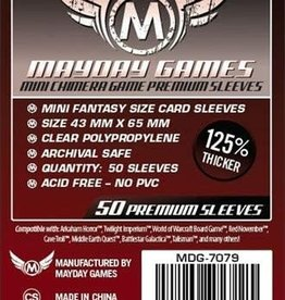 Mayday Games Mini Chimera Game Sleeves