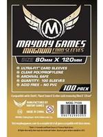 Mayday Games Mayday: 80x120mm clear