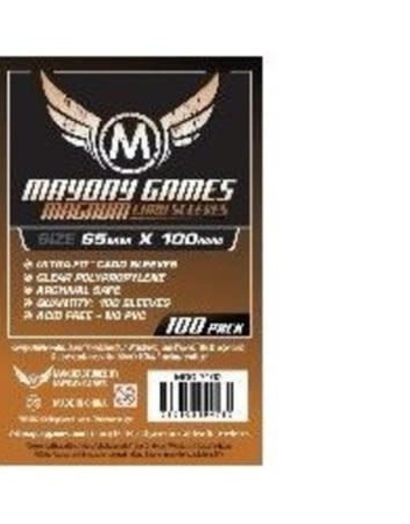 Mayday Games 7 Wonders Opaque Sleeves