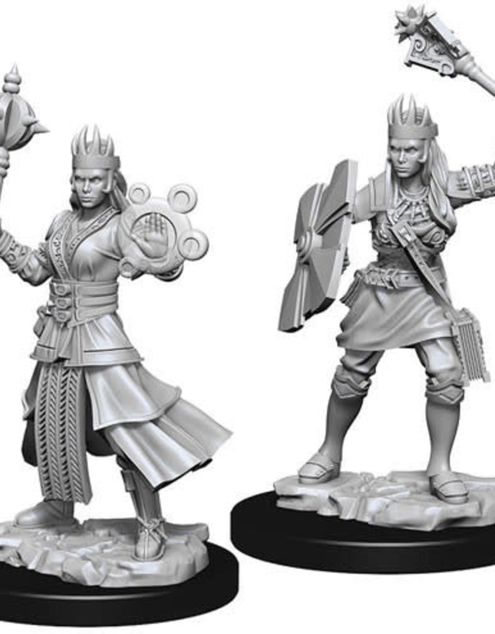 WizKids D&D Nolzur Human Cleric (She/Her/They/Them)