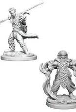 WizKids D&D Nolzur Human Druid  (He/Him/They/Them) (W3)
