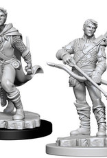WizKids D&D Nolzur Human Ranger  (He/Him/They/Them)