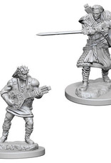 WizKids D&D Nolzur Human Bard  (He/Him/They/Them)