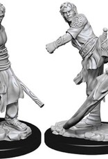 WizKids D&D Nolzur Half-Elf Monk  (He/Him/They/Them)