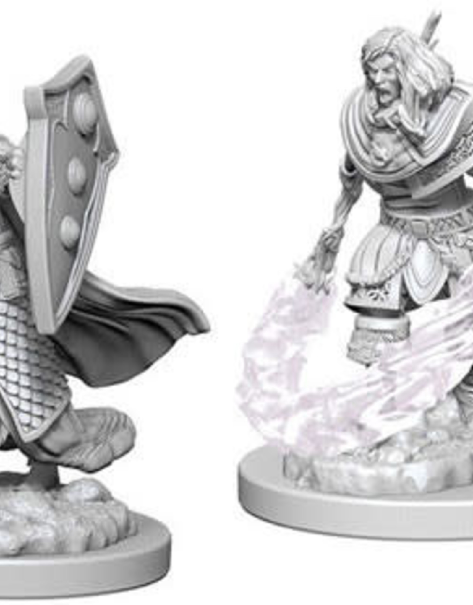 WizKids D&D Nolzur Elf Cleric  (He/Him/They/Them)