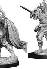 WizKids D&D Nolzur Elf Fighter  (He/Him/They/Them)