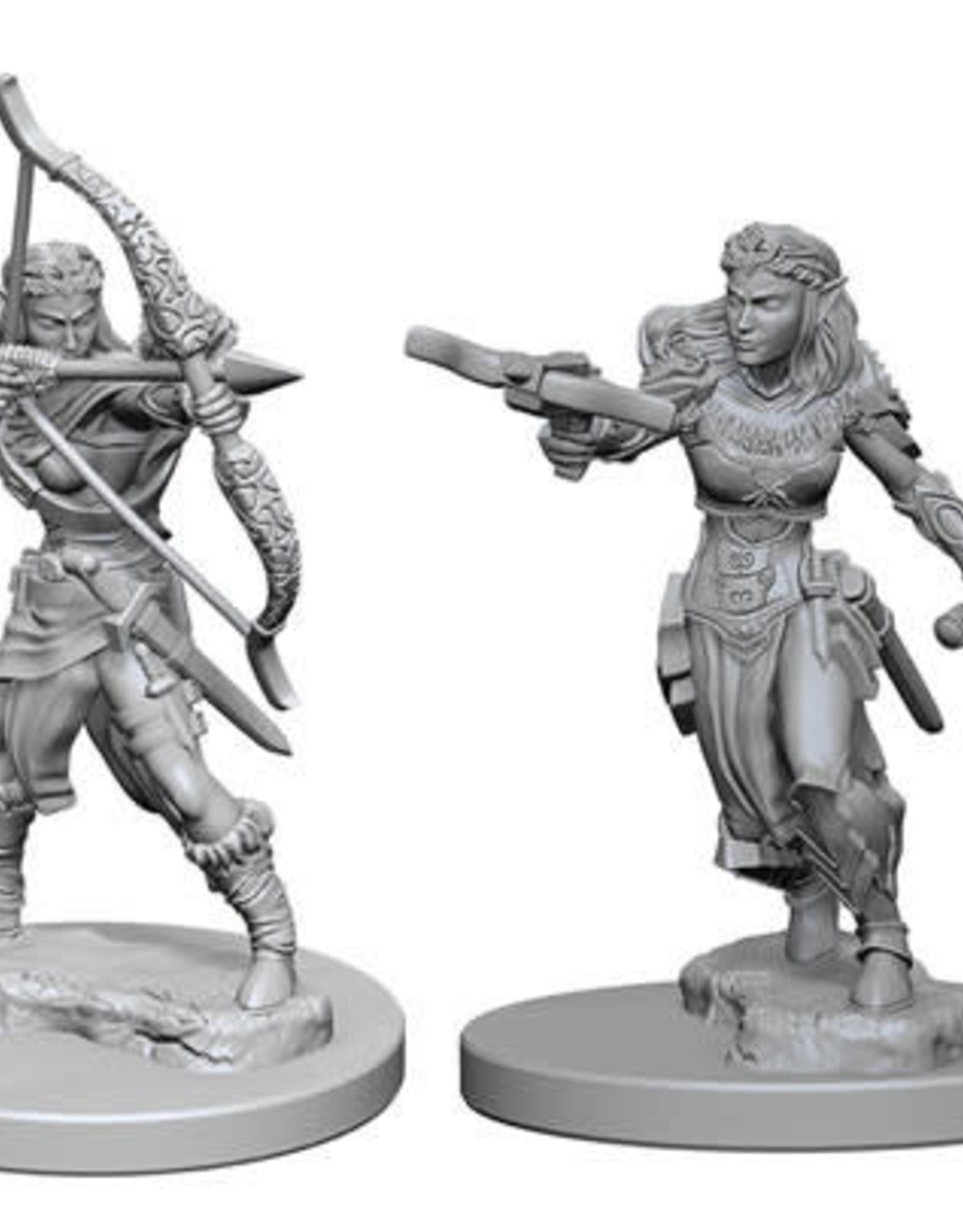WizKids D&D Nolzur Elf Ranger (She/Her/They/Them)