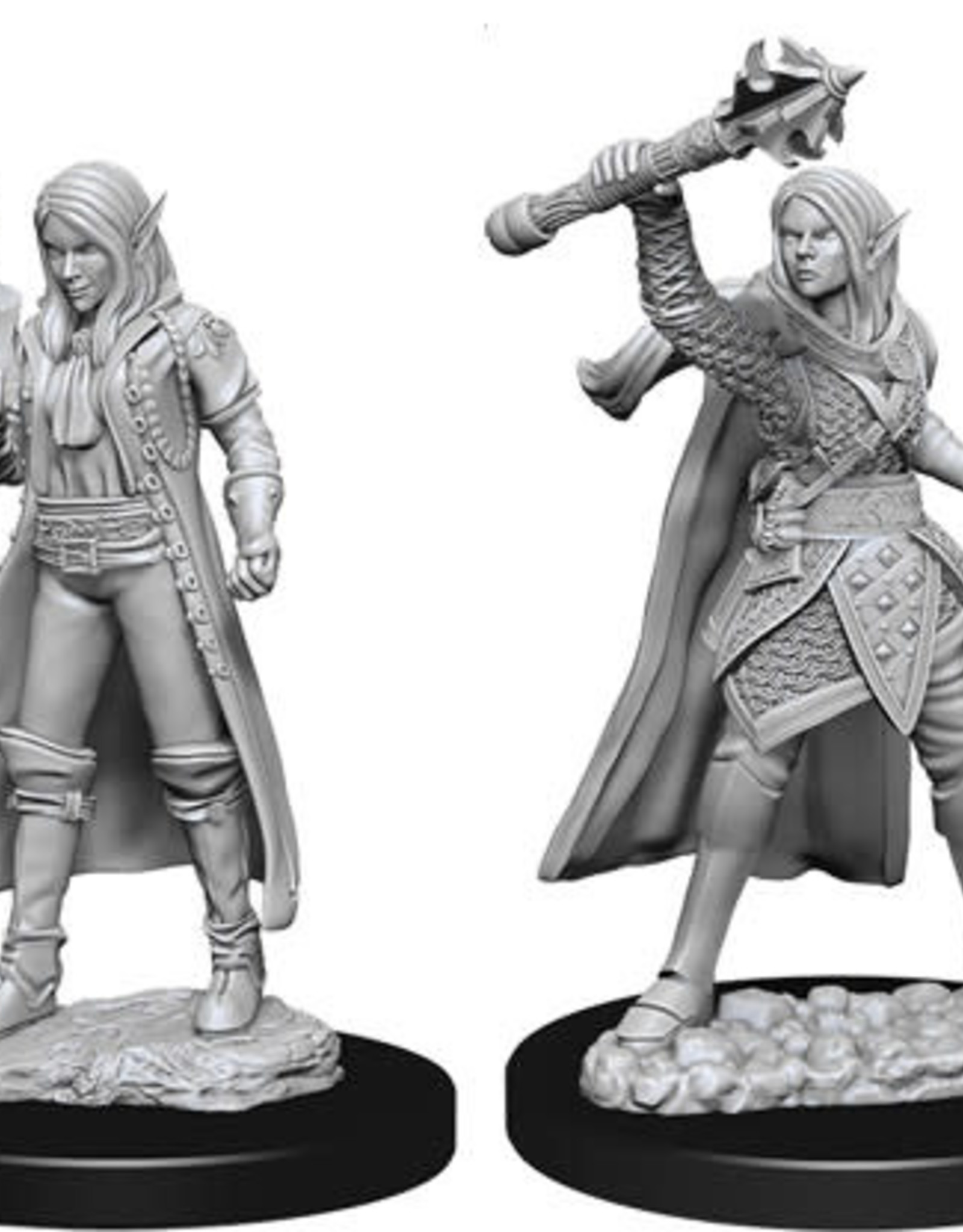 WizKids D&D Nolzur Elf Cleric (She/Her/They/Them)