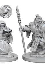 WizKids D&D Nolzur Dwarf Wizard  (He/Him/They/Them)