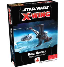 Fantasy Flight Games X-Wing 2nd Ed: Rebel Alliance Conversion