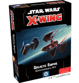 Fantasy Flight Games X-Wing 2nd Ed: Galactic Empire Conversio