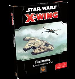 Fantasy Flight Games Star Wars X-Wing 2.0 Resistance Conversion Kit