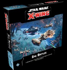Fantasy Flight Games Star Wars X-Wing 2.0 Epic Battles Multiplayer Expansion