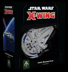 Fantasy Flight Games Star Wars X-Wing 2.0 Lando's Millennium Falcon