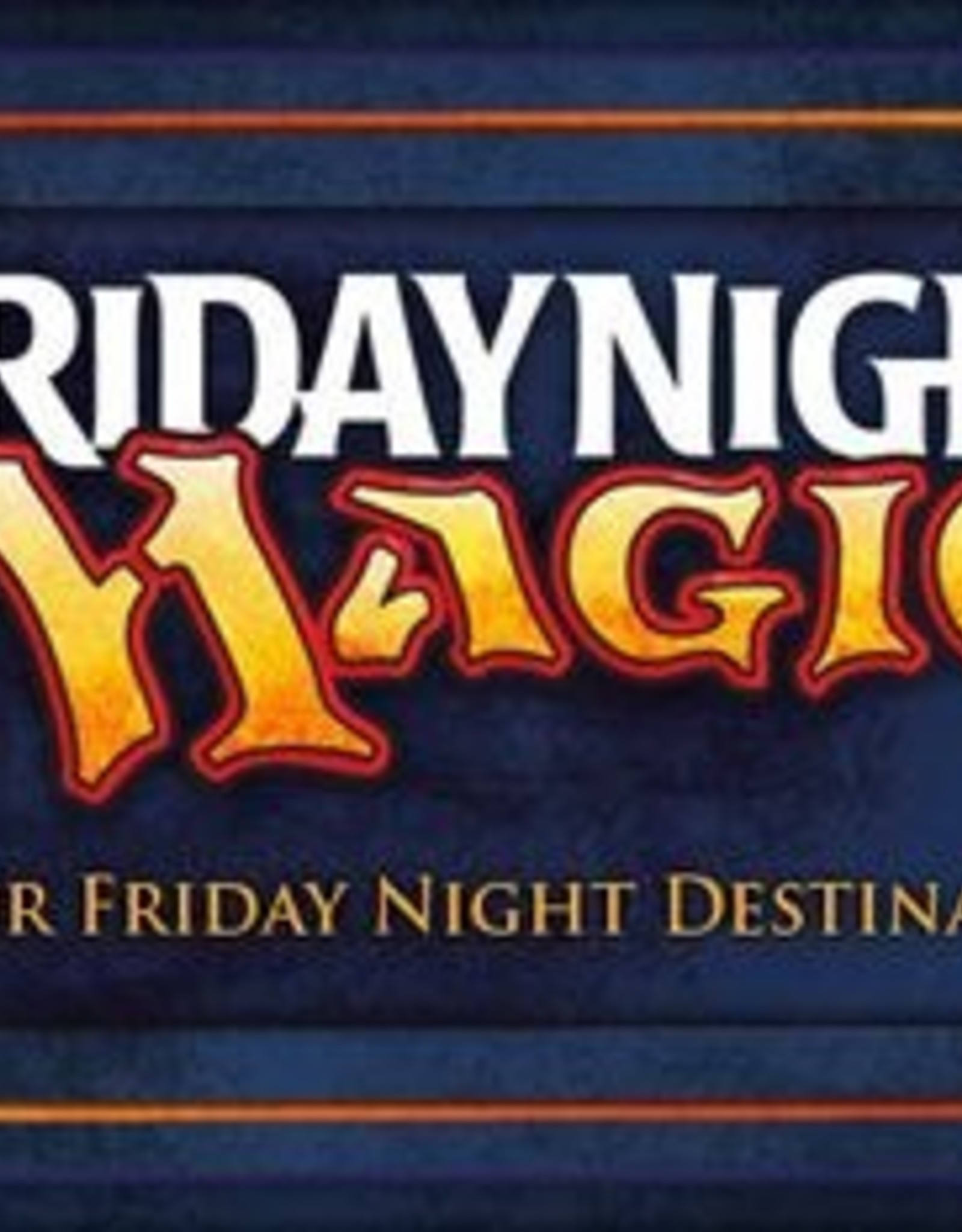 Store Events FNM Online - Weekly Ticket