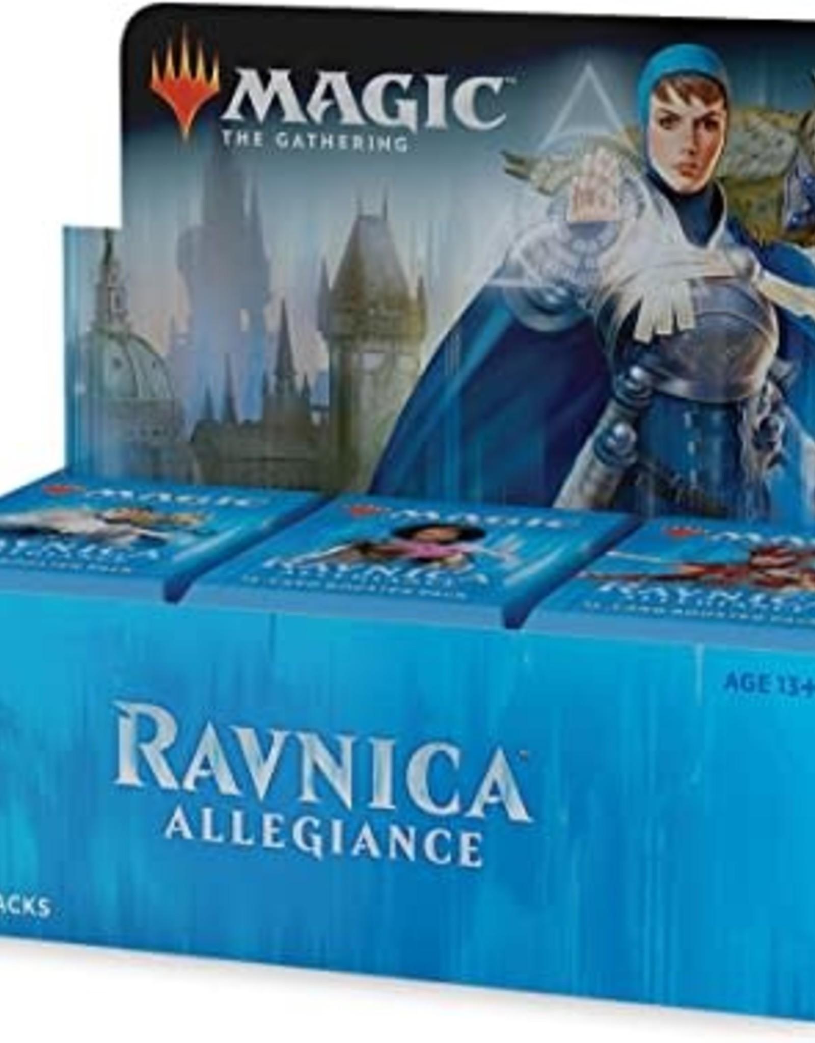 Wizards of the Coast MTG Ravnica Allegiance Box