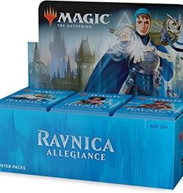 Wizards of the Coast MTG Ravnica Allegiance Box