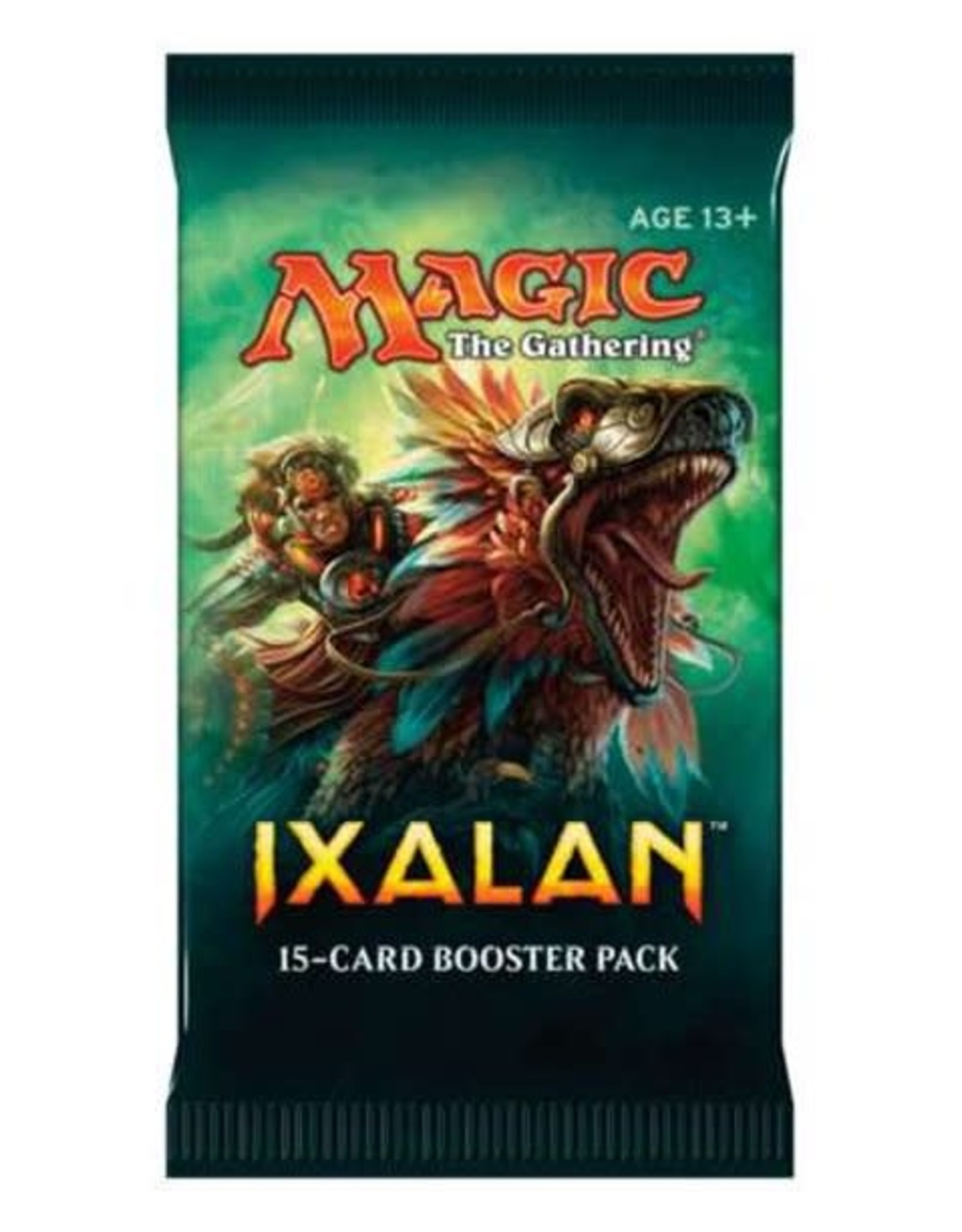 Wizards of the Coast MtG Ixalan Draft Booster Pack